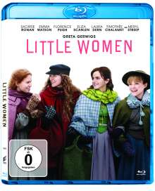 Little Women (2019) (Blu-ray), Blu-ray Disc