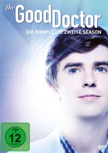 The Good Doctor Season 2, 5 DVDs
