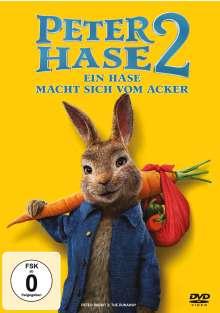 Peter Hase 2 - Ein Hase macht sich vom Acker, DVD