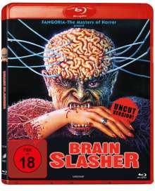 Brain Slasher (Blu-ray), Blu-ray Disc