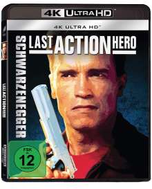 Last Action Hero (Ultra HD Blu-ray), Ultra HD Blu-ray