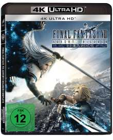 Final Fantasy VII: Advent Children (Director´s Cut) (Ultra HD Blu-ray), Ultra HD Blu-ray