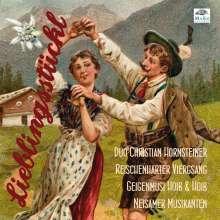 Duo Hornsteiner/NeiSamer/Reischenharter: Lieblingsstückl, CD