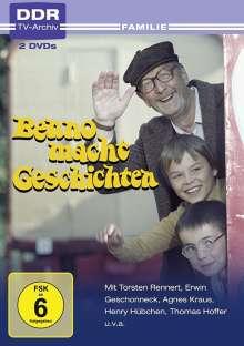 Benno macht Geschichten, 2 DVDs