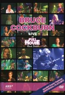Bruce Cockburn: Fullhouse - Live In Hamburg 1986, DVD