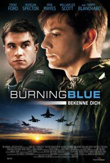 Burning Blue (OmU), DVD