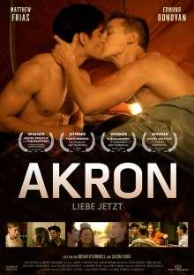 Akron (OmU), DVD