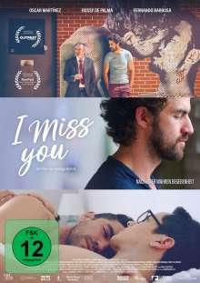 I miss you (OmU), DVD
