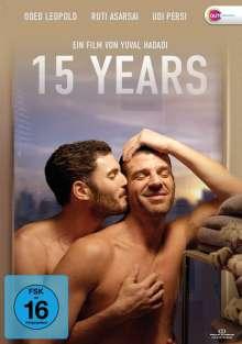 15 Years (OmU), DVD