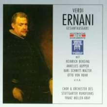 Giuseppe Verdi (1813-1901): Ernani (in dt.Spr.), 2 CDs