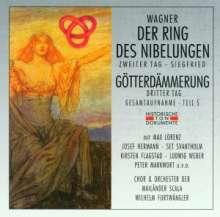 Richard Wagner (1813-1883): Der Ring des Nibelungen (Gesamtaufnahme Teil 5), 2 CDs