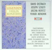 Violinkonzerte - Legenden, 2 CDs
