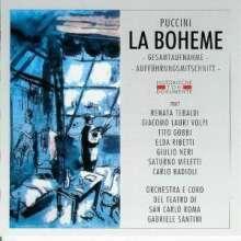 Giacomo Puccini (1858-1924): La Boheme, 2 CDs