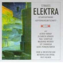 Richard Strauss (1864-1949): Elektra, 2 CDs