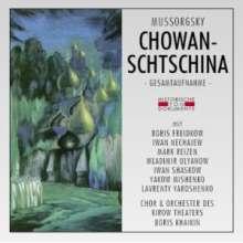 Modest Mussorgsky (1839-1881): Chowanschtschina, 2 CDs