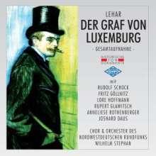 Franz Lehar (1870-1948): Der Graf von Luxemburg, 2 CDs