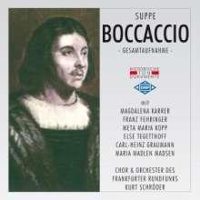 Franz von Suppe (1819-1895): Boccaccio (in dt. Spr.), 2 CDs