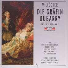 Carl Millöcker (1842-1899): Die Gräfin Dubarry, 2 CDs