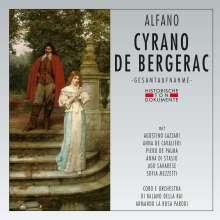 Franco Alfano (1875-1954): Cyrano de Bergerac, 2 CDs