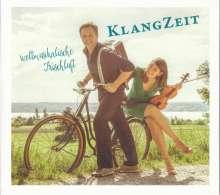 KlangZeit - Weltmusikalische Frischluft, CD