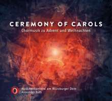Mädchenkantorei am Würzburger Dom - Ceremony of Carols, CD