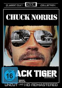 Black Tiger, DVD
