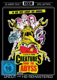 Creatures from the Abyss, DVD