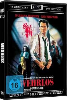 Wehrlos, DVD