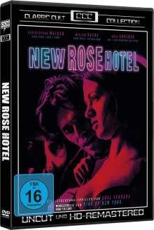 New Rose Hotel, DVD
