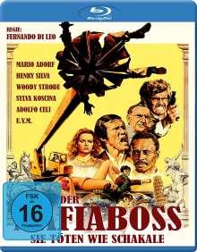 Der Mafiaboss - Sie töten wie Schakale (Blu-ray), Blu-ray Disc