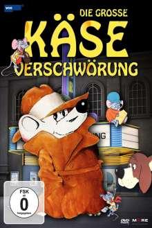Die große Käseverschwörung, DVD
