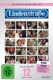 Lindenstraße Staffel 12, 10 DVDs