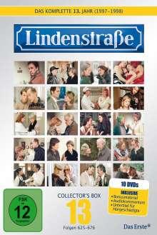 Lindenstraße Staffel 13, 10 DVDs