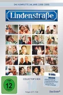 Lindenstraße Staffel 14, 10 DVDs