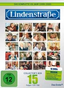 Lindenstraße Staffel 15, 10 DVDs