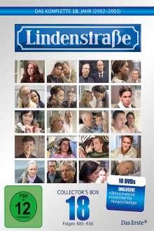 Lindenstraße Staffel 18, 10 DVDs