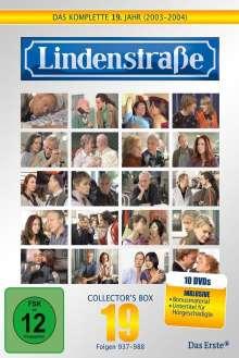 Lindenstraße Staffel 19, 10 DVDs