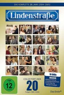 Lindenstraße Staffel 20, 10 DVDs