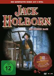 Jack Holborn (Komplette Serie), 3 DVDs