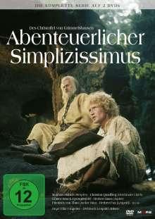 Abenteuerlicher Simplizissmus, 2 DVDs