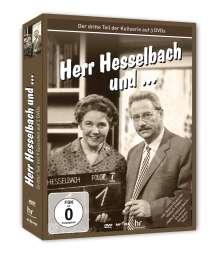 Herr Hesselbach und..., 3 DVDs und 1 CD