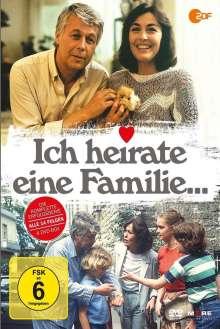 Ich heirate eine Familie (Komplette Serie), 4 DVDs