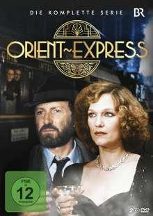 Orient-Express (Komplette Serie), 2 DVDs