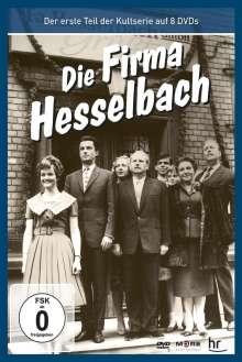 Die Hesselbachs: Die Firma Hesselbach (Teil 1 der Kultserie), 8 DVDs