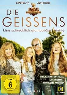 Die Geissens Staffel 17, 3 DVDs