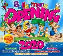 Ballermann Opening 2020, 3 CDs