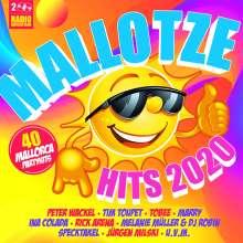 Mallotze Hits 2020, 2 CDs