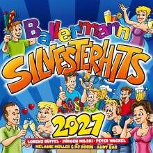 Ballermann Silvesterhits 2021, 2 CDs