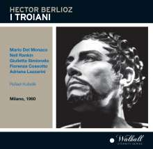 Hector Berlioz (1803-1869): Les Troyens, 3 CDs