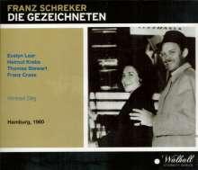 Franz Schreker (1878-1934): Die Gezeichneten, 3 CDs